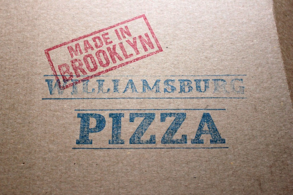 Pizza From Brooklyn The Steady Table