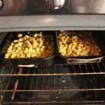Tots in the Oven