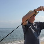 Father's Day fishing trip